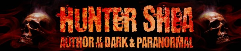 Interview with Horror Author Hunter Shea Podcast